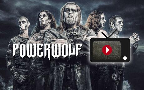 Il nuovo video dei Powerwolf!