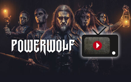 Il nuovo video dei Powerwolf!