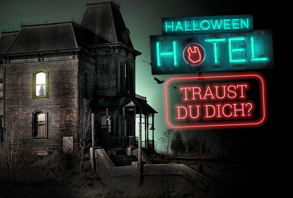 Benvenuti nell'EMP Halloween Hotel!