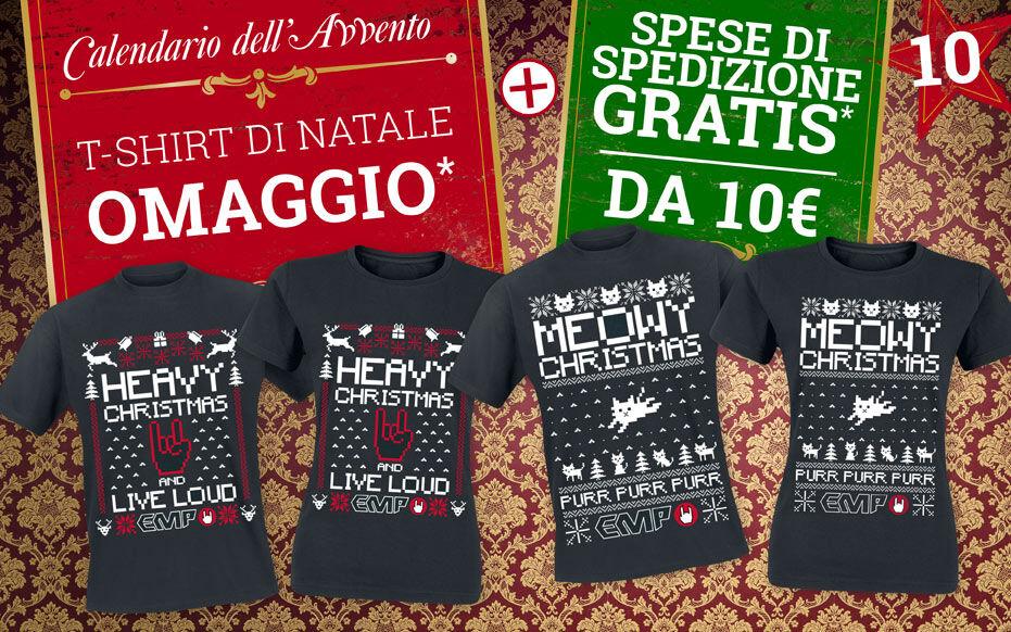T-Shirt di Natale omaggio*