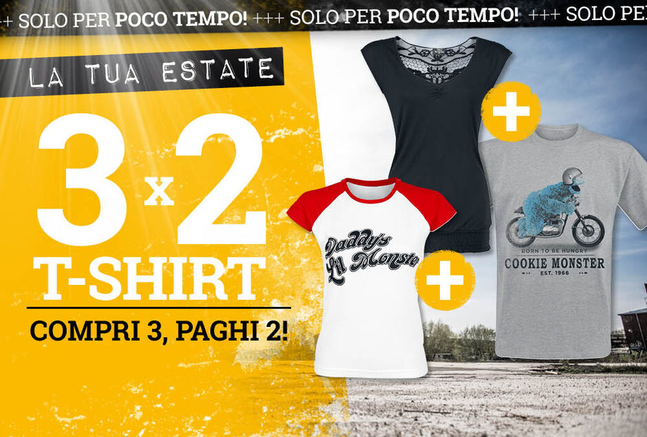 4b02391fff7f EMP Online Italia • Shop di merchandise ufficiale Rock   Entertainment!