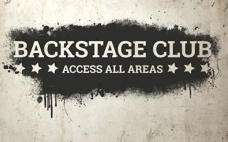 Scopri il Backstage Club!
