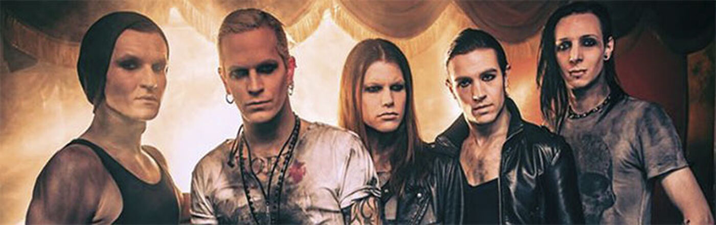 EMP präsentiert die Lord Of The Lost - Raining Stars Tour 2017