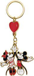 Loungefly - Micky und Minnie in Love