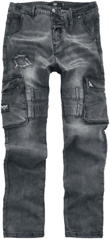 Pete Cargo-Style Jeans