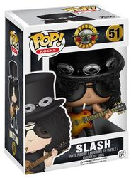 GN'R  Slash Rocks Vinyl Figure 51