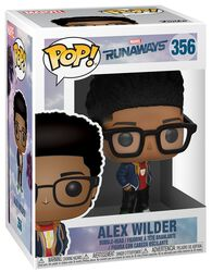 Alex Wilder Vinyl Figure 356