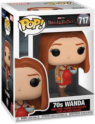 70s Wanda Vinyl Figure 717