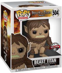 Beast Titan (Oversized) Vinyl Figure 504