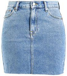 Mallory Denim Skirt
