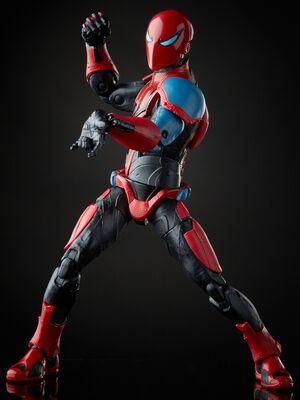Spider-Man - Spider-Armour MK III Gamerverse (Legends Series)