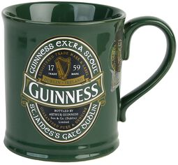 Ireland Label