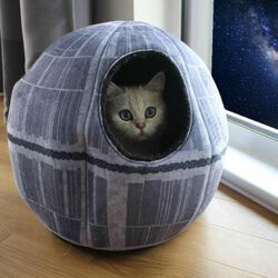 Pet Den - Death Star