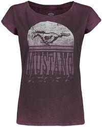Mustang - Sunset