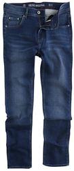 Superflex Jeans Flax Blue