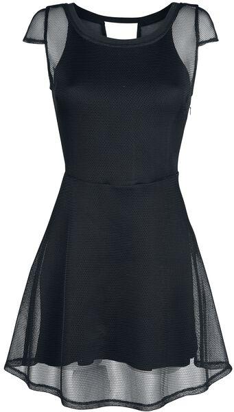 Mesh Dress Miniabito