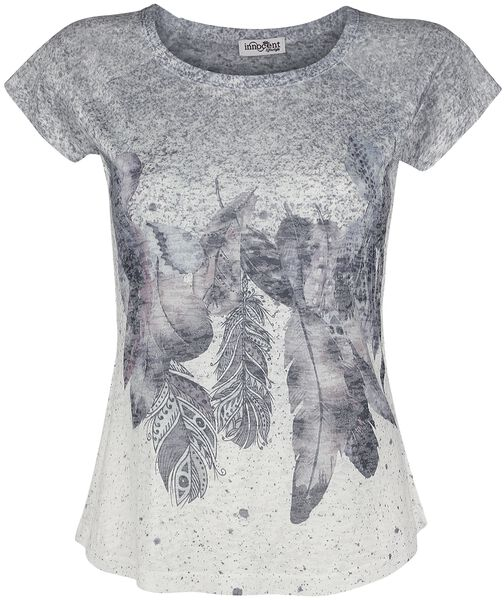 Feather Drop T T-Shirt