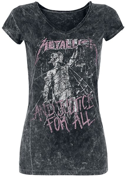 ...And Justice For All T-Shirt 2 recensioni