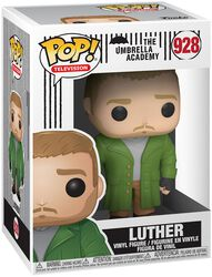 Luther Vinyl Figure 928