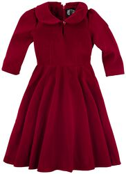 Glamorous Velvet Kids' Tea Dress