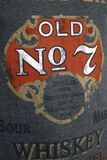 Old No. 7 Red Logo