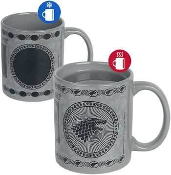 House Stark - Heat-Change Mug