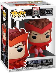 Marvel Classics 80th - Scarlet Witch (First Appearance) Vinyl Figure 552