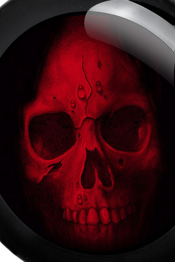 Red Skull Wildcat Plug Emp