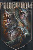 Kiss Of The Cobra King