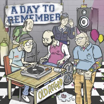 Old record | A Day To Remember CD | EMP A Day To Remember Old Record
