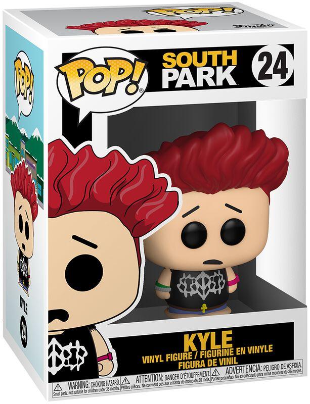 Kyle Vinyl Figure 24