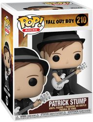 Patrick Stump Rocks Vinyl Figur 210