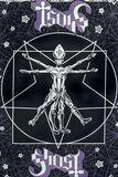 The Vitruvian Ghost - Bandana