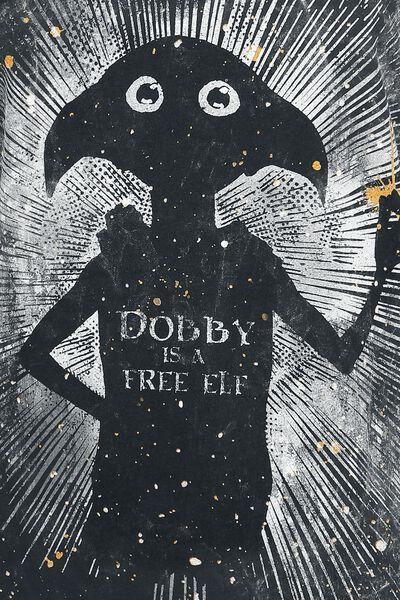 Dobby Elf A 2 recensioni Shirt T Free Is awrnH7qa