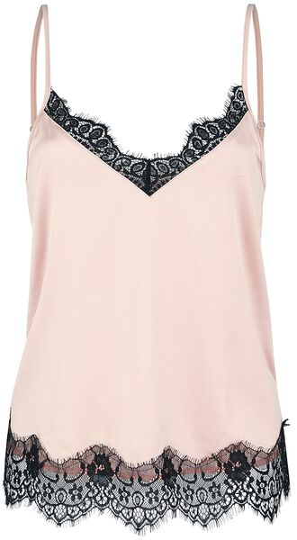 Camisole With Lace Top collo 1 Commento