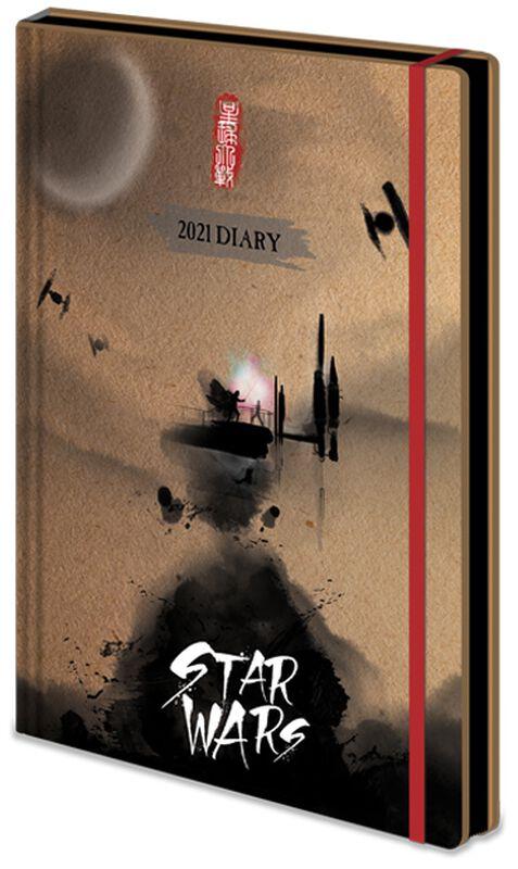 Diary 2021