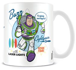 Buzz Lightyear - To Infinity And Beyond