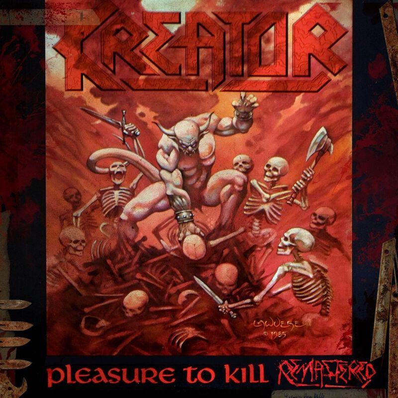 Pleasure To Kill