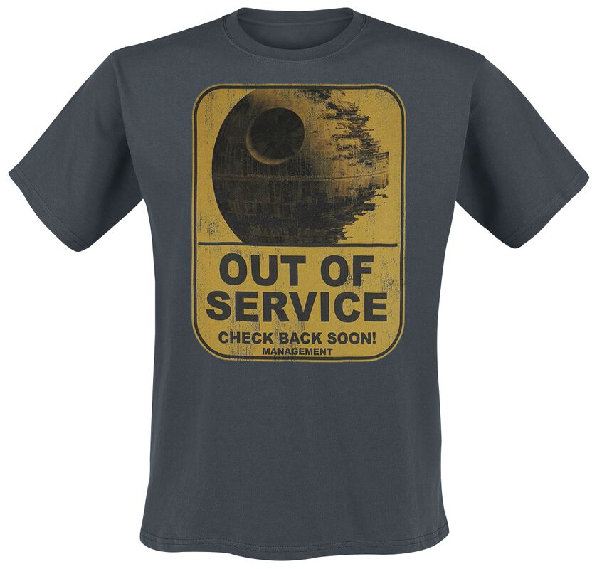 Death Star - Out Of Service