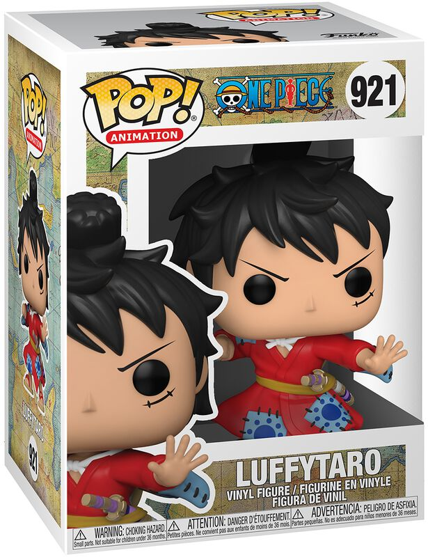 Luffytaro Vinyl Figure 921