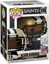 New Orleans Saints - Alvin Kamara Vinyl Figure 139