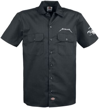 Master Of Puppets, Dickies Work Shirt