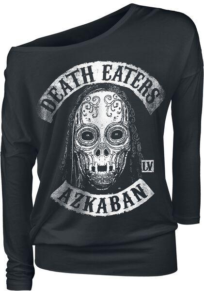 Death Eaters - Azkaban Maglia a maniche lunghe