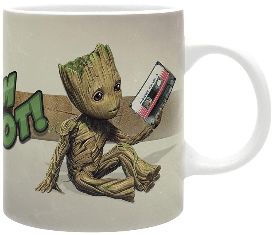 2 - I am Groot!