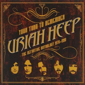 Your turn to remember: The definitive anthology 1970-1990