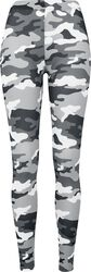 Ladies Camo Leggings