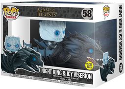 Night King & Icy Viserion Vinyl Figure 58