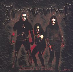 Damned in black