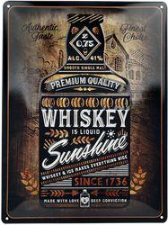 Whiskey Liquid Sunshine