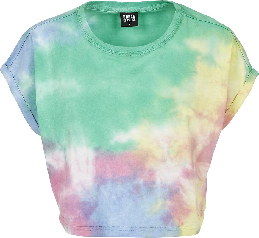 Ladies Tye Dye Tee